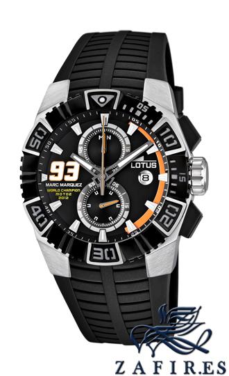 Reloj Lotus Marc Marque Edicion Limitada. Campeon del Mundo Moto2 ... 239bfb8e5543