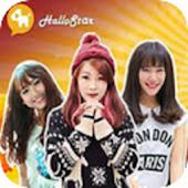 Hallostar - Chat với idol Việt