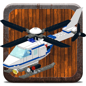 Helicopters in Bricks for PC and MAC