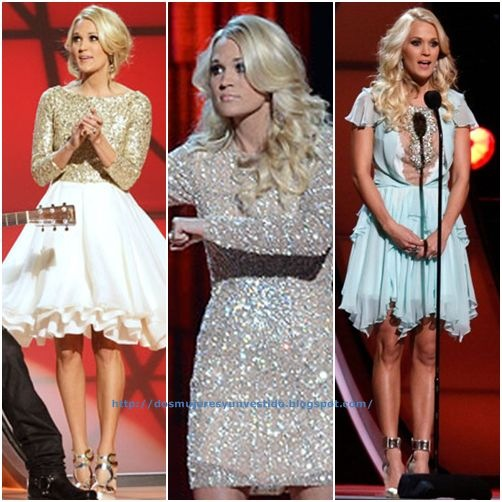 Carrie Underwood 46th CMA Awards Show (2)