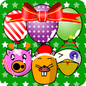 My baby Xmas (Balloon pop!) icon