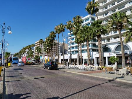 Imagini Cipru: Larnaca - centrul
