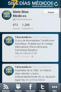 7 Días Médicos- screenshot thumbnail