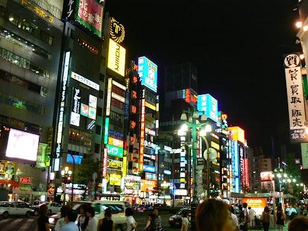 11. Reclame luminoase - Tokyo.JPG