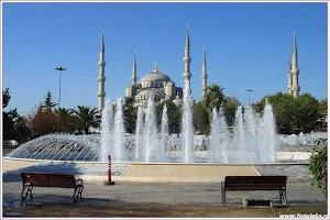 Ая-София. Стамбул. Фото Н.Косарева. www.timeteka.ru