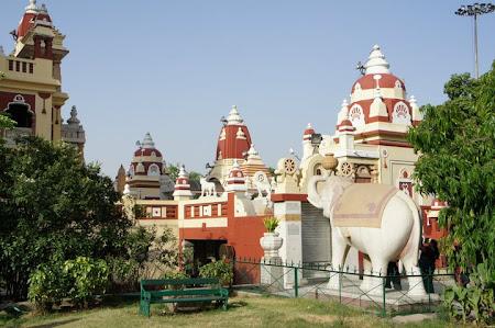 Templul Shri Lakshmi Naraian Delhi
