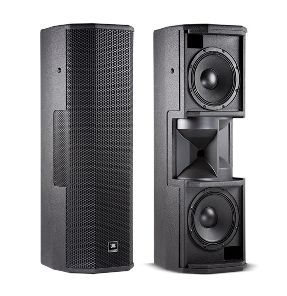 JBL Professional | CWT128 extremely wide-angle coverage loudspeaker