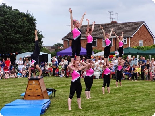 Hartford Gymnastics Display Team