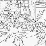 """""""El circo"""" de G. Seurat"""