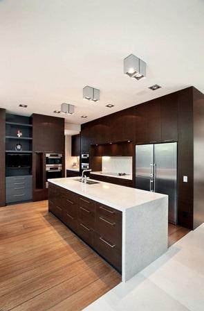 Cocina-de-diseño-casa-Glenbervie-arquitecto-Darren-Carnell
