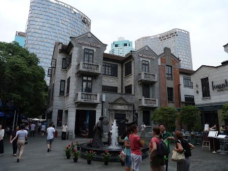 Obiective turistice Shanghai: concesiunea franceza