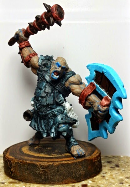 WIP 3 :: The Ogre Chieftain Blues