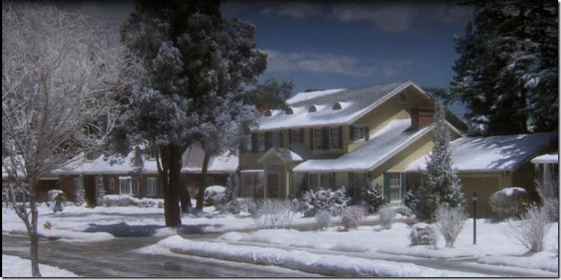 tour the home in the movie christmas vacation starring chevy chase - Christmas Vacation Tree