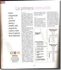 misal libro primera comunion crochet1