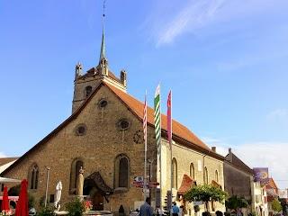 Eglise Sainte Marie-Madeleine à Avenches