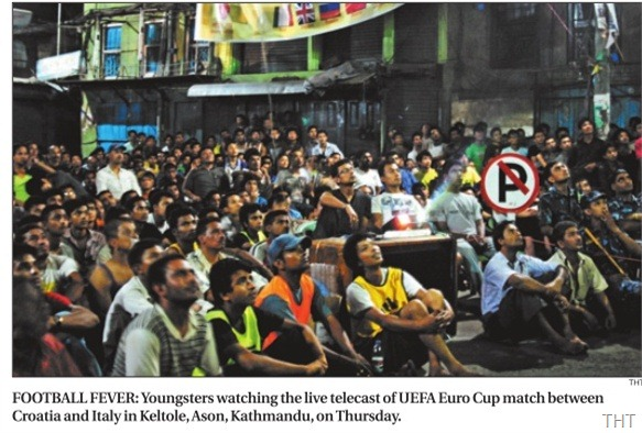 Eurocup-2012-Watching-at-Kathmandu