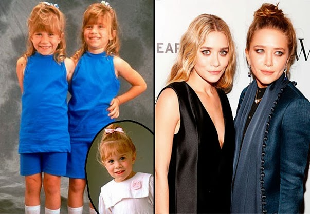 Mary-Kate-e-Ashley
