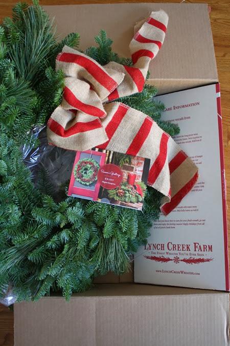 Lynch Creek Farm wreath