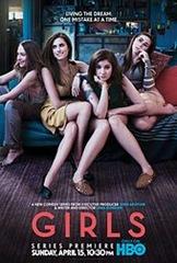 Girls sera-t-elle la meilleure série TV 2012