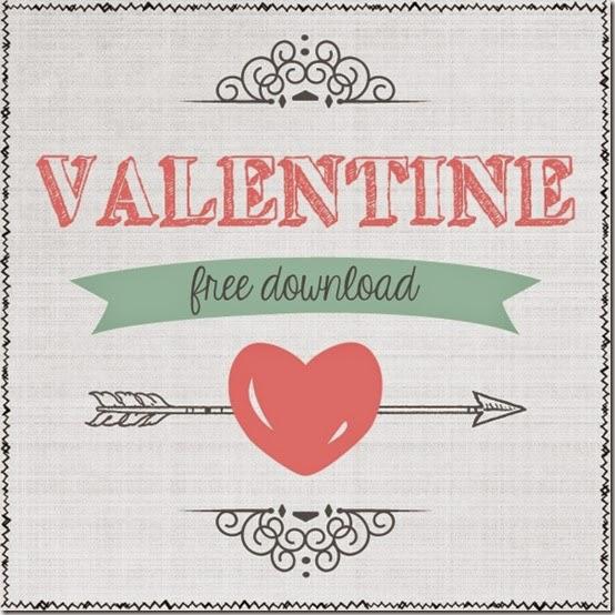 san valentino - carte tag gratis - free download valentine papers - scrapbooking