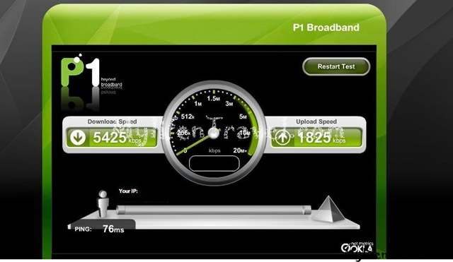 Maxis wireless broadband package 110