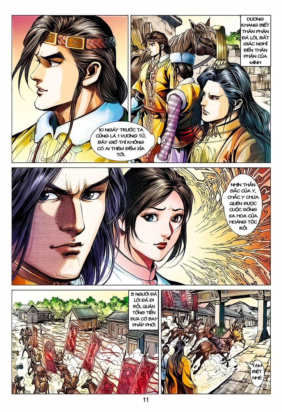 Anh Hùng Xạ Điêu anh hùng xạ đêu chap 61: thất tử chiến thiết thi trang 11