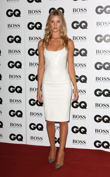 Rosie Huntington-Whiteley GQ Men Year Awards Red Carpet Arrivals