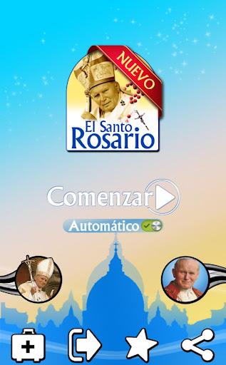 Santo Rosario: Juan Pablo PRO