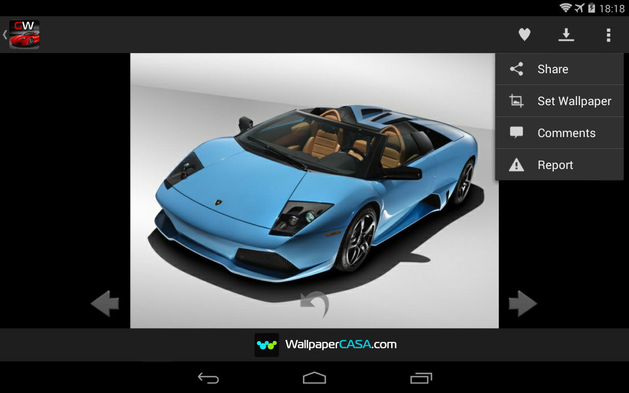 GW CarPix HD- screenshot