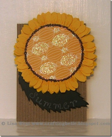 Sunflowers ATC (1)