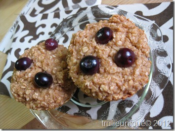 muffins, baked oatmeal, oatmeal muffins, fruit in muffins, bulk muffins