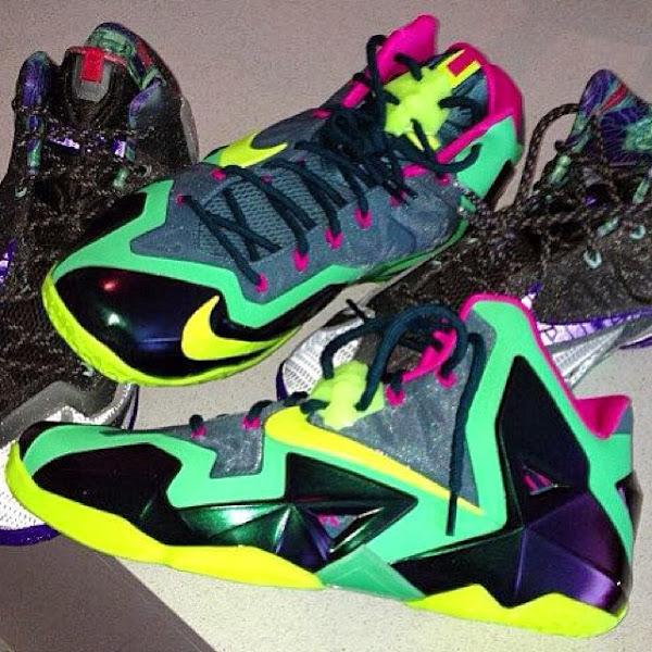 Adolescente por favor confirmar diferencia  t-rex   NIKE LEBRON - LeBron James Shoes