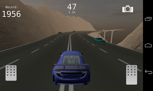 Traffic Driving 3D
