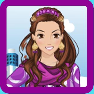 Purple Princess Fashion - náhled
