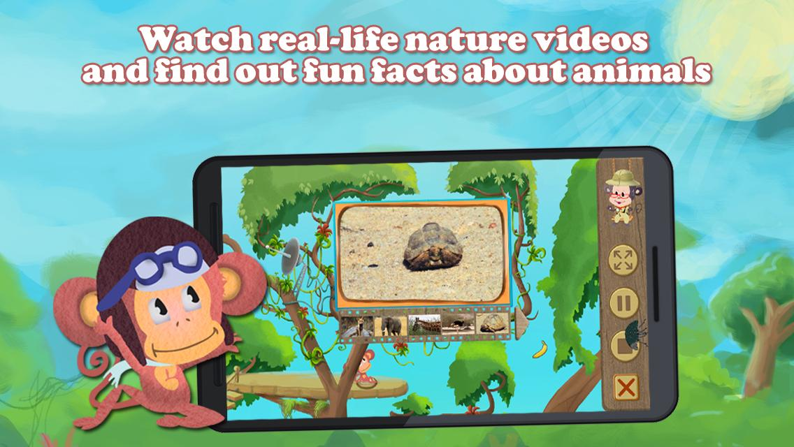 Animal World for Kids - BabyTV- screenshot