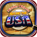 Hidden Object USA New York to Hollywood Spy Quest icon