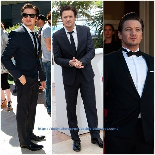 Jeremy Renner cannes2013