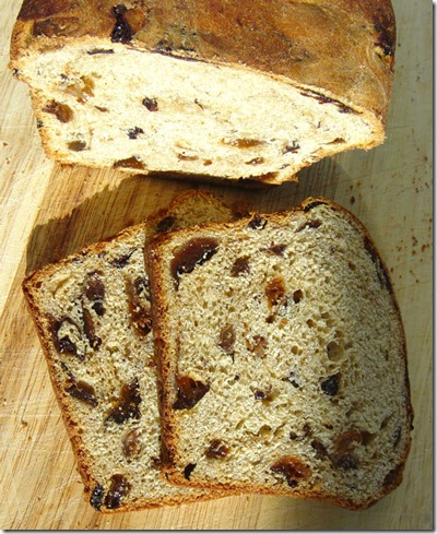 Licolnshire Plum Bread