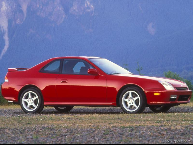 2000 honda prelude type sh specifications pictures prices. Black Bedroom Furniture Sets. Home Design Ideas