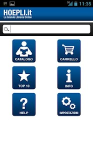 App HOEPLI-PosteMobile apk for kindle fire