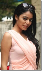Actress Janani Iyer Hot Pics @ Paagan Interview