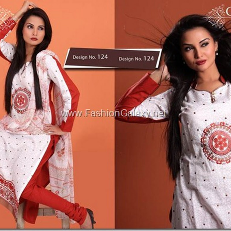 Ghani Textiles Spring Summer Collection For Women