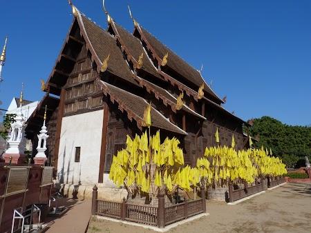 Obiective turistice Chiang Mai: Wat Chedi Luang