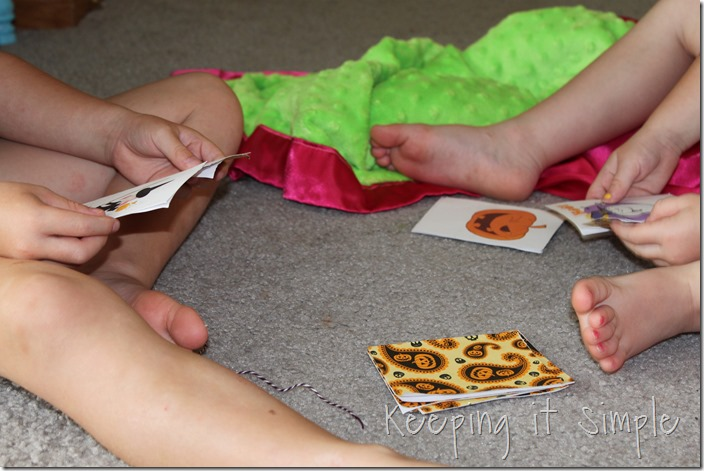Halloween Memory Card Game (8)