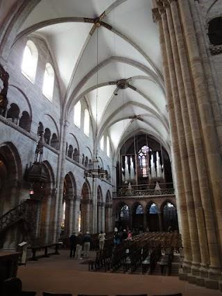 Cathédrale Notre-Dame à Bâle
