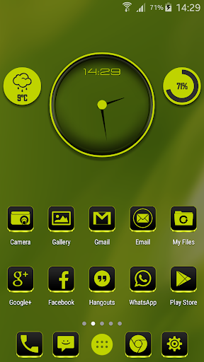 VRS Lime Icon Pack
