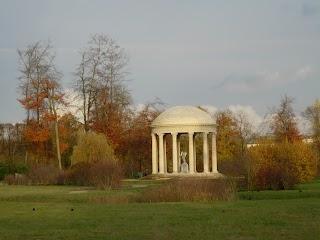 Pavillon du Rocher au Petit Trianon à Versailles