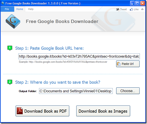 Free Google Books Downloader