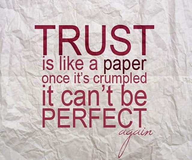 Pentingnya Kepercayaan...