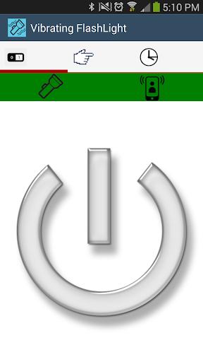 Vibrating Flashlight